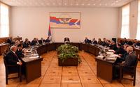 Первое в этом году заседание правительства состоялось под председательством Бако Саакяна
