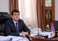 Стартовала  пятая  по счету онлайн пресс-конференция  с Араиком Арутюняном