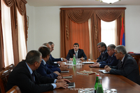 Prime Minister convened a consultation concerning grain crop harvest