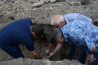 ԱՀ և ՀՀ վարչապետները Քարվաճառում մասնակցել են ջրի գործարանի հիմնարկեքին