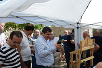 Arayik Harutyunyan participated in the 4th wine festival in the village of Togh