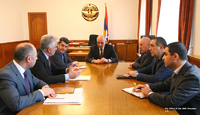 """Consultation devoted to the activity of the """"Base Metals"""" company"""