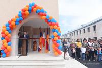 Arayik Harutyunyan participates in opening ceremony of Getavan's community center
