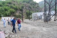 Государственный министр Мартиросян ознакомился с ходом ряда программ, осуществляемых  в Шаумянском районе и провел рабочее совещание