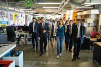 Պետնախարարը Երևանում այցելել է առաջատար մի շարք ընկերություններ, մասնակցել «Արցախի զարգացման հեռանկարները» թեմայով ֆորումին