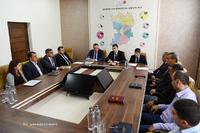 Պետնախարար Մարտիրոսյանը Ներդրումային հիմնադրամի աշխատակազմին է ներկայացրել նորանշանակ գլխավոր տնօրենին