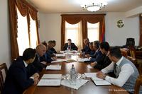 Պետնախարար Մարտիրոսյանն աշխատանքային ընդլայնված խորհրդակցություն է հրավիրել