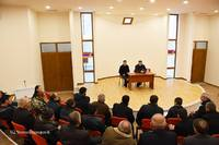 The State Minister held a consultation in Karmir Shuka