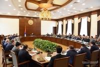 Նախագահ Սահակյանի նախագահությամբ տեղի է ունեցել կառավարության 2019թ. անդրանիկ նիստը