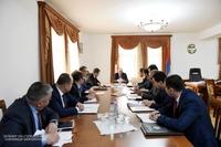Խորհրդակցություն հանրապետության շրջվարչակազմերի ղեկավարների եւ Ստեփանակերտի քաղաքապետի մասնակցությամբ