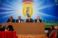 Государственный министр принял участие в общинном совещании