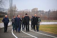 В Аскеране будет построен новый жилой квартал. Рабочий визит государственного министра в райцентр