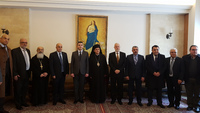 Artsakh Republic State Minister is on working visit to Lebanon