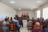 Государственный министр с рабочим визитом побывал на юге  Кашатагского района